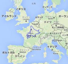 北海道の大きさ2