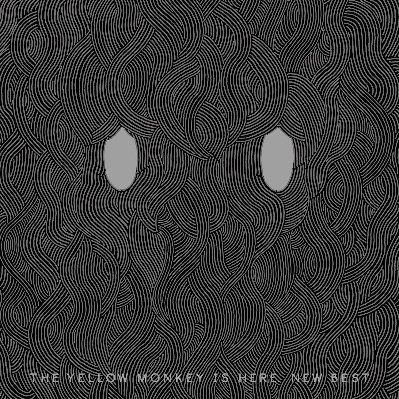 THE YELLOW MONKEY IS HERE. NEW BEST [Analog]
